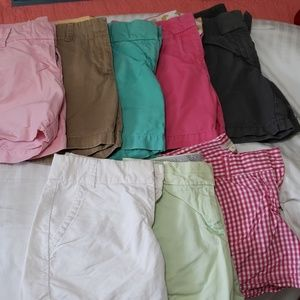 J Crew shorts bundle (can be separated)
